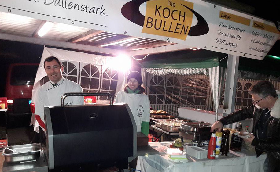 Tänzchentee in Halle
